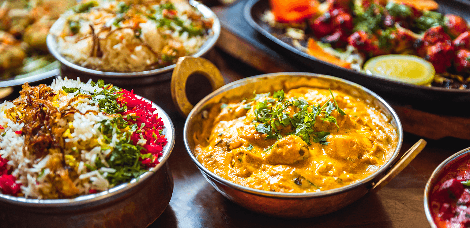 20% discount on your orders from Spice restaurants
